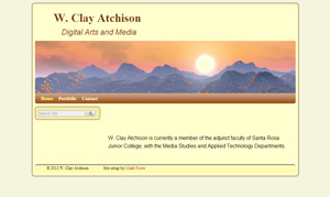 W. Clay Atchison homepage